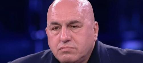 Guido Crosetto è stato ospite di Non è l'arena, in onda la domenica su La 7.