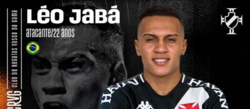 Léo Jabá estava jogando no PAOK (Divulgação/Vasco)