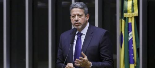 Lira cobra reação do governo Bolsonaro na crise (Luis Macedo/Agência Câmara)