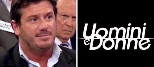 Lutto a Uomini e Donne, muore Fabio Donato Saccu.