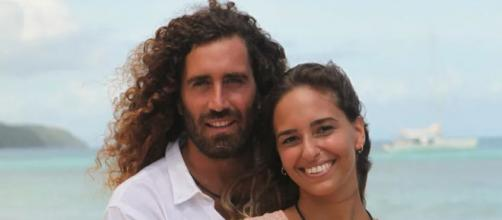 Raúl y Claudia decidieron poner fin a su relación tras su paso por el concurso (Twitter @Telecincoes)