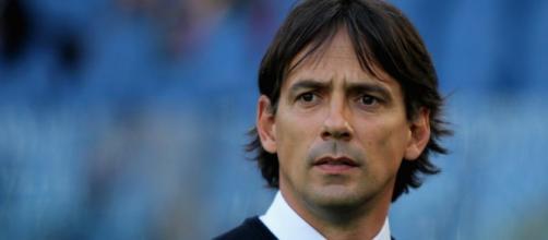 Simone Inzaghi, tecnico della Lazio.