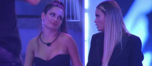 'BBB21': enquete UOL coloca Juliette como favorita contra Sarah em possível paredão (Reprodução/TV Globo)