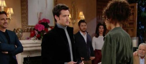 Beautiful, anticipazioni Usa: Zoe accetta di sposare Thomas.