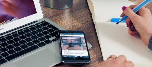 Como criar conteúdo e abastecer as redes sociais da empresa (Reprodução/Pexels)