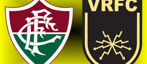 Fluminense x Volta Redonda será em Bacaxá (Arte/Eduardo Gouvea)