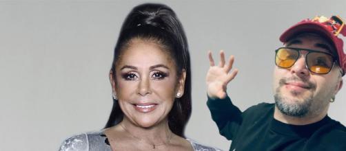 Isabel Pantoja regresa a la pantalla con un nuevo talent show y Kiko Rivera le contesta en Instagram. (Fotos: Mediaset e Instagram @riverakiko)