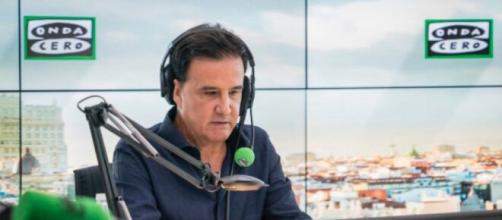 José Ramón De la Morena en Onda Cero (Fuente: @ondacero_es)
