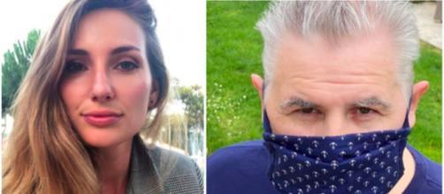 Marie Portolano sort du silence dans son combat - Photo captures d'écran Instagram Portolano / Ménès