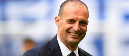 Massimiliano Allegri, ex tecnico della Juventus.