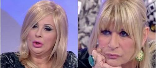 Uomini e donne, Tina punzecchia Gemma: 'Dovrebbe accettare i suoi anni'.