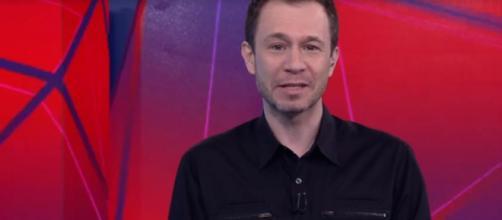 'BBB21': Tiago Leifert anuncia novidades no Paredão da semana (Reprodução/TV Globo)