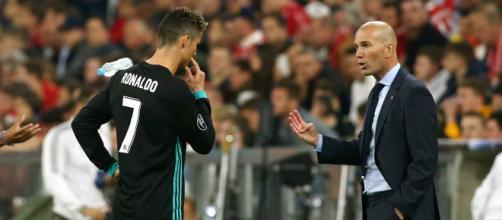 Cristiano Ronaldo potrebbe lasciare la Juventus.