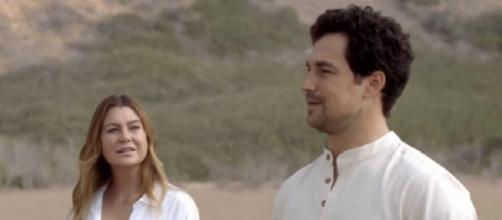 Giacomo Gianniotti ha confessato che Meredith Grey non è ancora fuori pericolo.