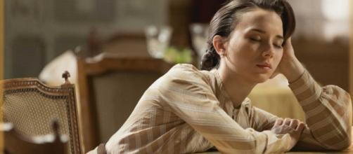Una vita, anticipazioni 12-18 aprile: Camino soffre il mal d'amore, Felipe investito.