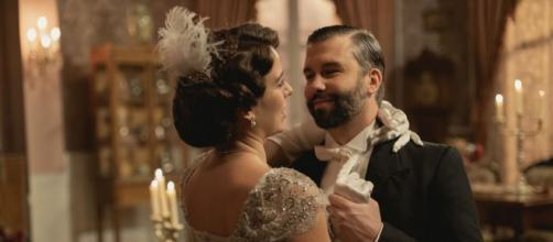 Una vita: Genoveva accetta di sposare Felipe.