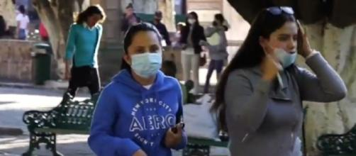 Several states in Mexico are making face masks mandatory (Image source: CGTN America/YouTube)