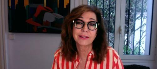 Ana Rosa Quintana, este lunes (@elprogramadear)