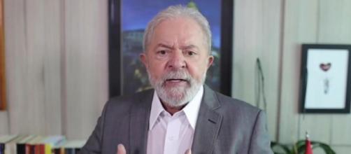 Ex-presidente Lula criticou juiz Sergio Moro, imprensa e elite em entrevista à agência Xinhua (Reprodução/Facebook)