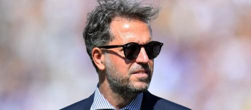 Fabio Paratici, dirigente della Juventus.