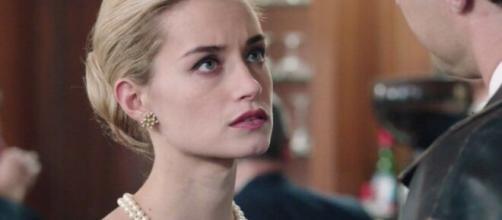 Il Paradiso delle signore: Giulia Arena interpreta Ludovica Brancia di Montalto.