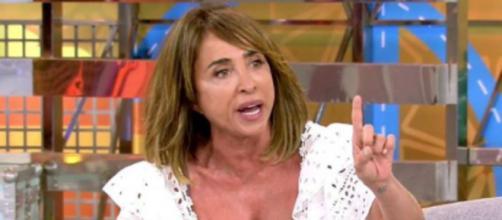 María Patiño asegura que Rocío Carrasco no recuerda la verdad tal como fue. (Twitter @telecincoes)