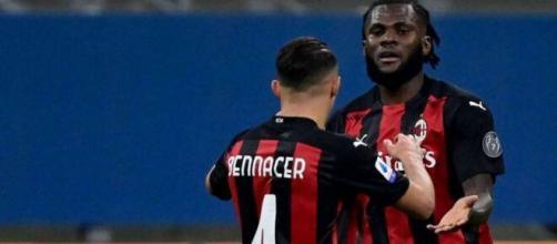 Milan-Sampdoria, probabili formazioni: Kessié-Bennacer per la linea mediana rossonera.