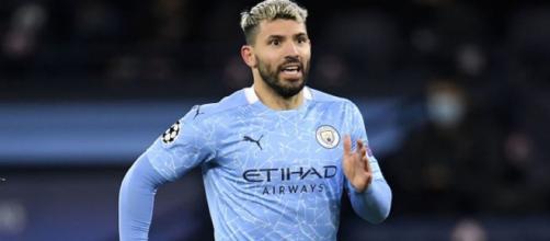 Officiel ! Sergio Agüero quittera Manchester City à l'issue de la saison (Crédit : Twitter Manchester City)