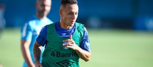 Rafinha é novo contratado do time gaúcho (Lucas Uebel/Grêmio)