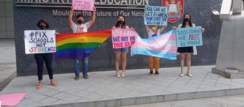 Usa, prof rifiutò di chiamare al femminile trans, il docente può fare causa all'ateneo.