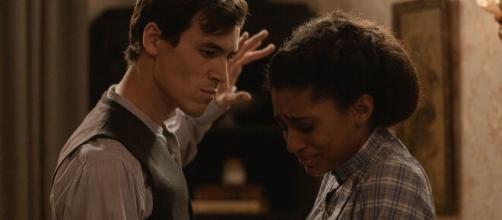 Una vita, anticipazioni all'11 aprile: Santiago minaccia Felipe, Marcia dubita di suo marito.