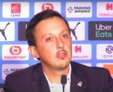 Pablo Longoria pourrait avoir un budget XXL lors du mercato - Photo capture d'écran vidéo YouTube