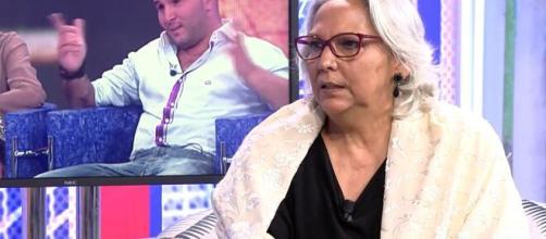 Charo Vega lamentó haber perdido su amistad con Isabel Pantoja (Twitter@Telecinco)