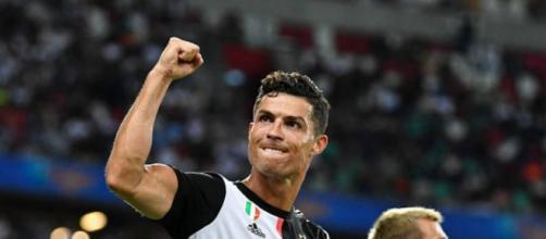 Cristiano Ronaldo, punta della Juventus.