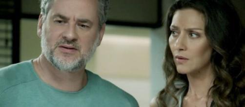 Eugênio e Joyce irão surtar em 'A Força do Querer' (Reprodução/TV Globo)