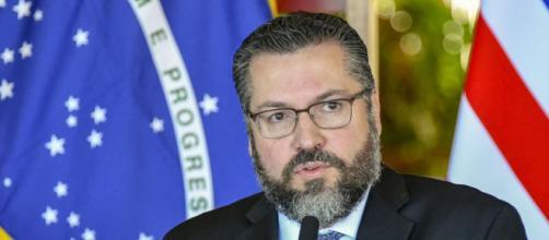 Ernesto Araújo está fora do Governo Bolsonaro (Reprodução/U.S. Department of State)