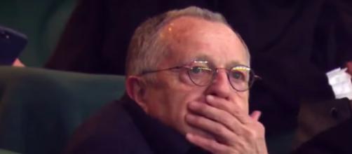 Jean-Michel Aulas fait des révélations fracassantes - Photo capture d'écran vidéo Youtube