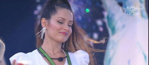 Juliette rebate Gilberto no 'BBB21' (Reprodução/TV Globo)