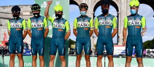 La Vini Zabù rischia di essere esclusa dal Giro d'Italia.
