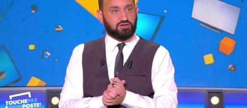 Le présentateur de TPMP Cyril Hanouna - Source : Capture d'écran C8