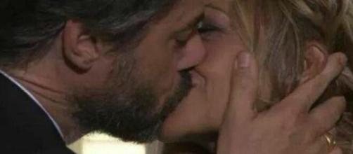 Michele e Silvia in una scena di Upas.