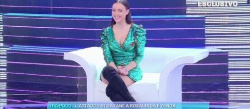 Rosalinda Cannavò, nuovo attacco da Tarallo