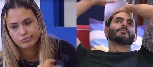 Sarah deve deixar o 'BBB21' com pelo menos 70% dos votos, diz enquete UOL (Fotomontagem/Reprodução/Rede Globo)