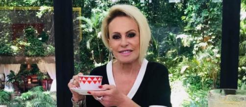 Ana Maria Braga nasceu em abril (Reprodução/TV Globo)