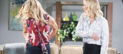 Beautiful, trame al 10 aprile: Brooke schiaffeggia Shauna, Flo viene perdonata.