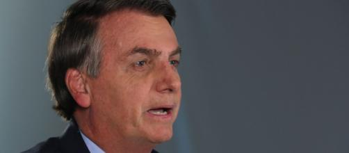 Bolsonaro volta a criticar o isolamento social (Isac Nóbrega/PR)