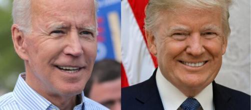 Joe Biden e Donald Trump sul nucleare iraniano.
