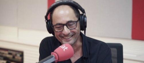 Jordi Sánchez, la semana pasada en 'El suplement' de Catalunya Radio (Twitter: @elsuplement)