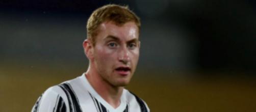 Kulusevski, centrocampista della Juventus.
