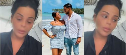 LVDA4 : Après huit mois de mariage et quatre télé-réalités, le couple Sarah Fraisou et Ahmed Thaï annonce le divorce.